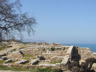 Kerkouane    Panorama