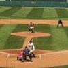 Playing Field At New Veterans Memorial Stadium