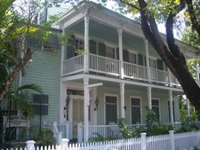 Key West Heritage House Museum & Robert Frost Cottage