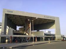 Kharghar Railway Station