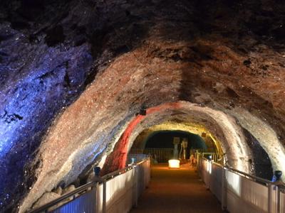Khewra Salt Mine Tunnel