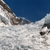Icefall Of Khumbu Glacier