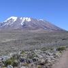 Monte Kilimanjaro vias de escalada