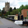 Kidderminster Lock On The Staffordshire And Worcestershire Canal
