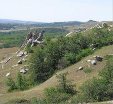 Killdeer Mountain