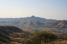 Kille Rajgad From Pabe Ghat