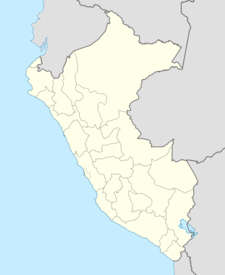 Kimbiri Is Located In Peru