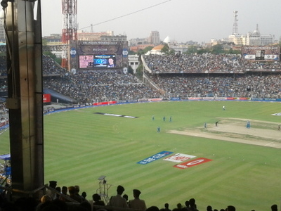KKR Vs PUNE WARRIORS