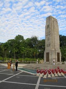 KL Cenotaph