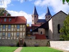 Spring At Drübeck Abbey