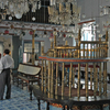 Inside Jewish Synagogue