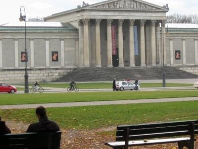 Koenigsplatz Antikensammlung