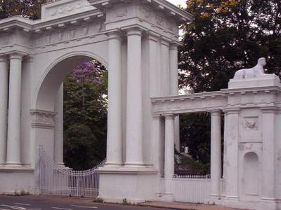 Kolkata Rajbhavan Gate