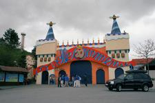 Kongeparken Entrance