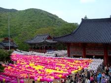 Korea Busan Beomeosa