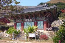 Geungnakjeon Hall