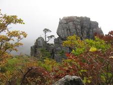 Jirisan Mountain