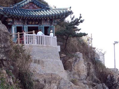 Naksansa Chilcheung Seoktap
