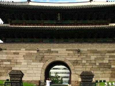 Korea Seoul Namdaemun Sungnyemun