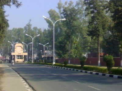 Kurukshetra University Gate Two