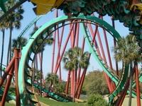Kumba Roller Coaster