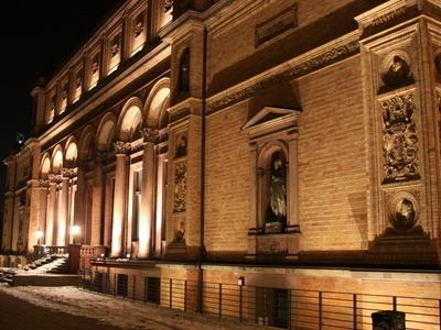 Kunsthalle Night