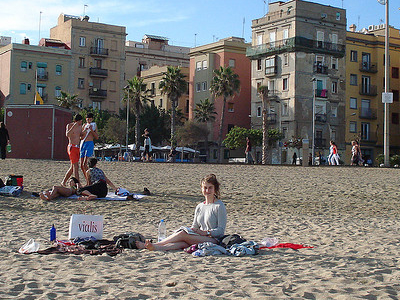 La Barceloneta Beach