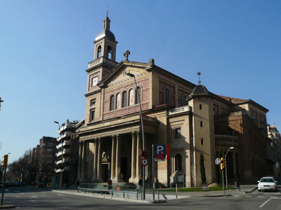 La Bonanova Church