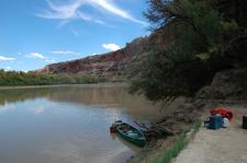 Labyrinth Canyon - Mineral Bottom - Canyonlands - Utah - USA