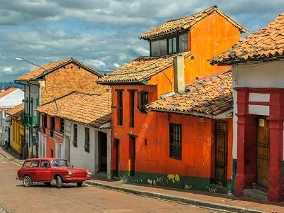 La Candelaria - Bogota Colombia