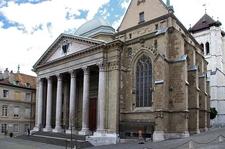 La Cathédrale Saint-Pierre - Geneve