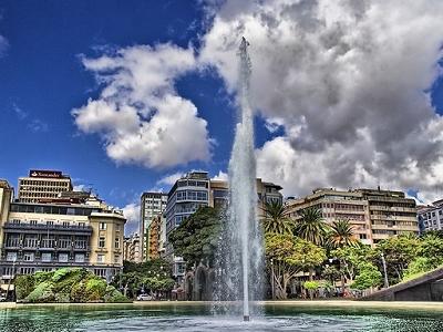 La Charca - Santa Cruz De Tenerife - Spain Canary Islands