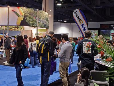 LA Convention Center Travel & Adventure Show