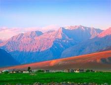 Ladakh Range J&K - View Himalayas