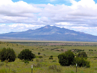 Ladron Peak
