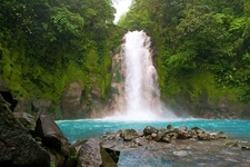 La Fortuna Celestial Waterfall