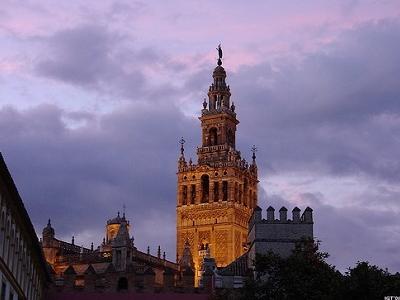 La Giralda - Seville