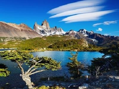 Laguna Capri & Mount Fitz Roy - Argentina Andes