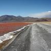 Laguna Colorada Shoreline - Bolivia