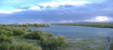 Lake Llancanelo, Malargüe.