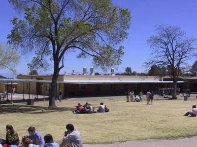 Los Alamos High School Campus