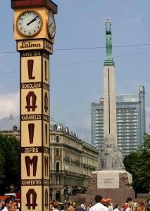 Laima Clock  Riga  1 5 0a