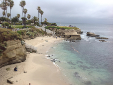 La Jolla Cove Beach