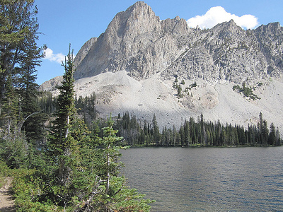 Lake Alice - Bridger Teton
