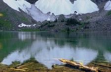 Lake Along SR 542 Mount Baker Highway