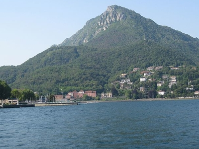 Lake Como At Lecco