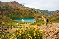 Lake Como CO San Juan Mountains
