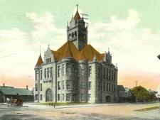 Lake County Court House 2 C Hammond