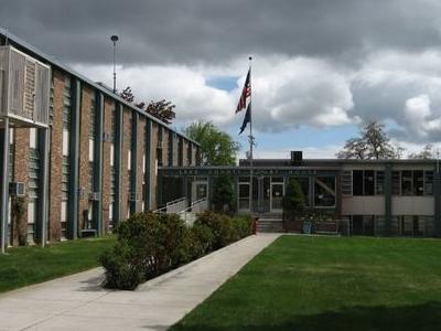 Lake  County   Oregon Courthouse