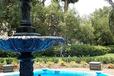Lake Eola Park Fountain - Orlando FL